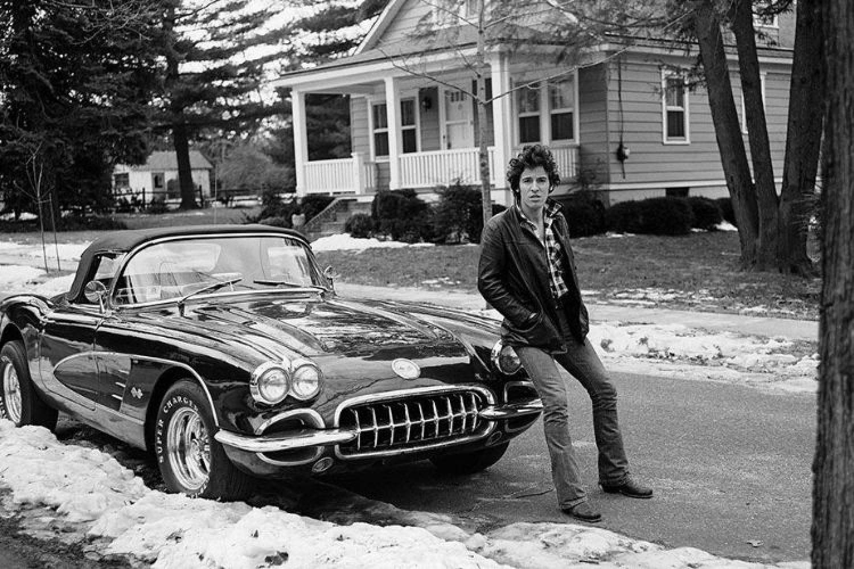 Ritratto del rocker da giovane: Bruce Springsteen in mostra a Bologna