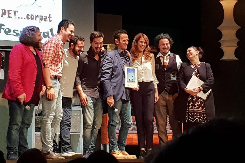 Successo per la prima edizione del 'Roma Pet Carpet Film Festival'