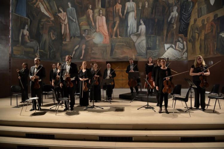 Wiener Concert-Verein all'Aula Magna