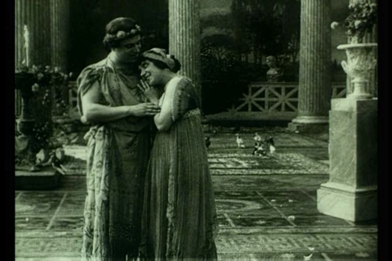 Gli ultimi giorni di Pompei, il Kolossal con musica dal vivo