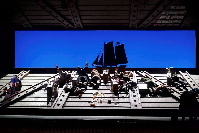 Dal Nabucco al naufragio della Katër I Radës: lirica e danza a Ravenna