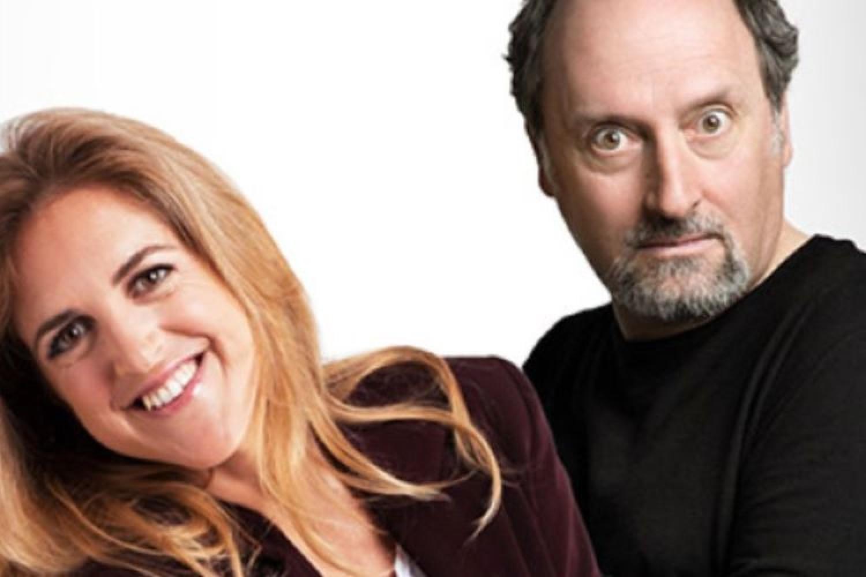 Ippolita Baldini e Antonio Cornacchione