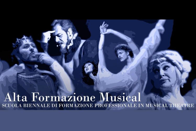 Alta formazione Musical: scuola biennale per performer