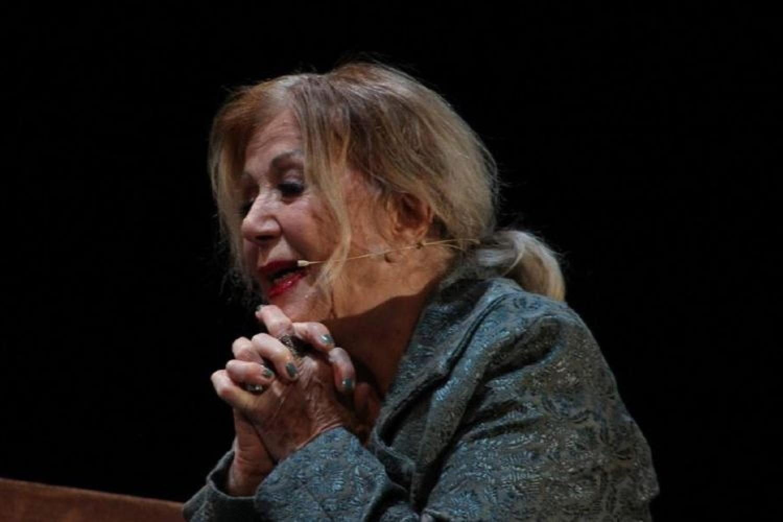 """Rosalina Neri: """"A teatro i fischi aiutano a migliorarsi"""""""