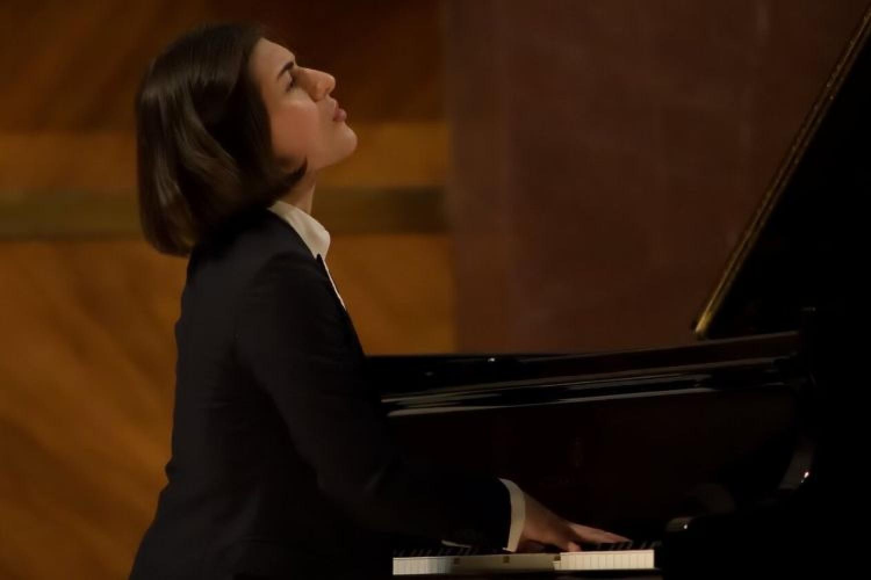 Mariam Batsashvili ai concerti della IUC