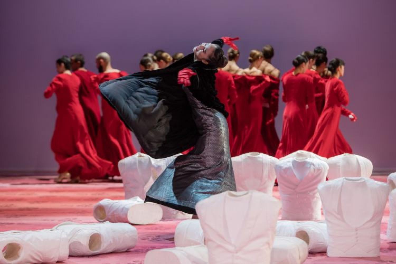 """""""Callas"""",Ballet du Grand Théâtre de Genève"""