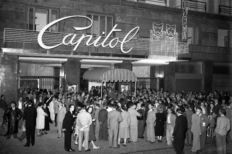 Cinema Capitol - Milano 1965