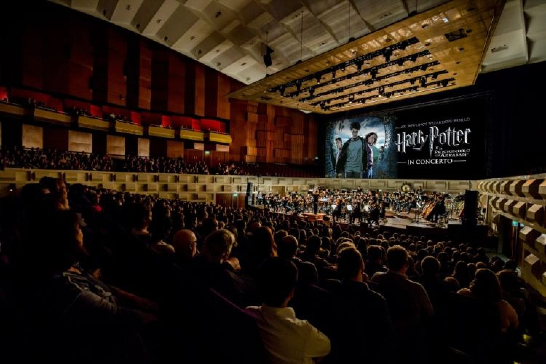 Harry Potter, il terzo capitolo della saga cinematografica in concerto a Milano