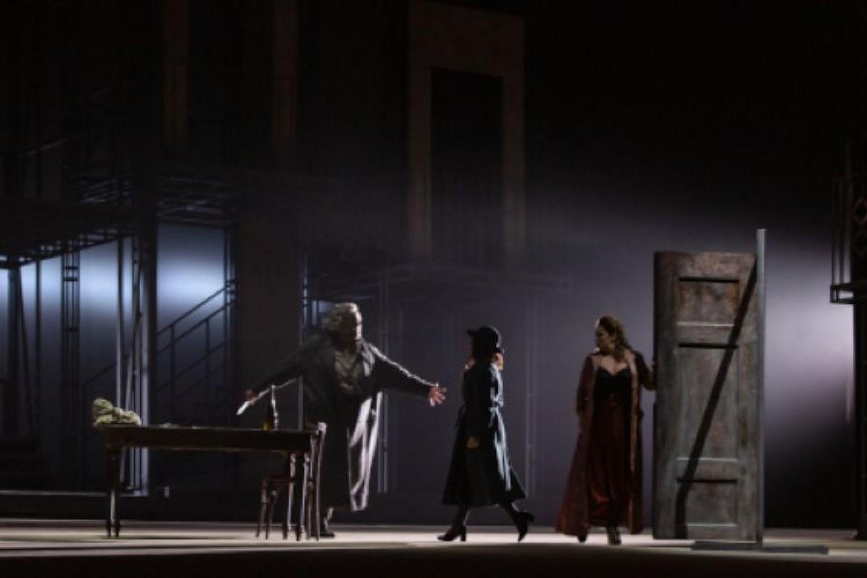 Rigoletto inaugura l'Opera di Roma