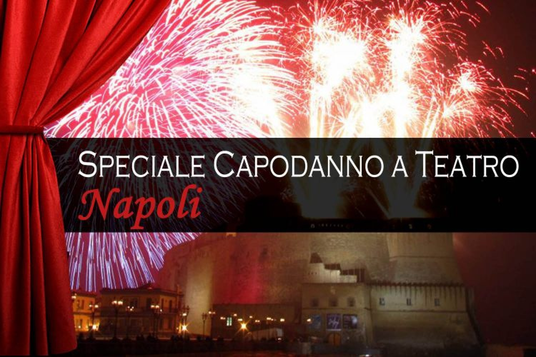 Capodanno a Teatro: gli spettacoli in scena a Napoli
