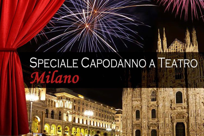 Capodanno a Teatro: gli spettacoli in scena a Milano