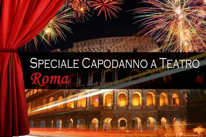 Capodanno a Teatro: gli spettacoli in scena a Roma