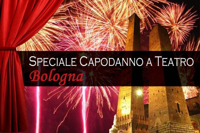 Capodanno a Teatro: gli spettacoli in scena a Bologna