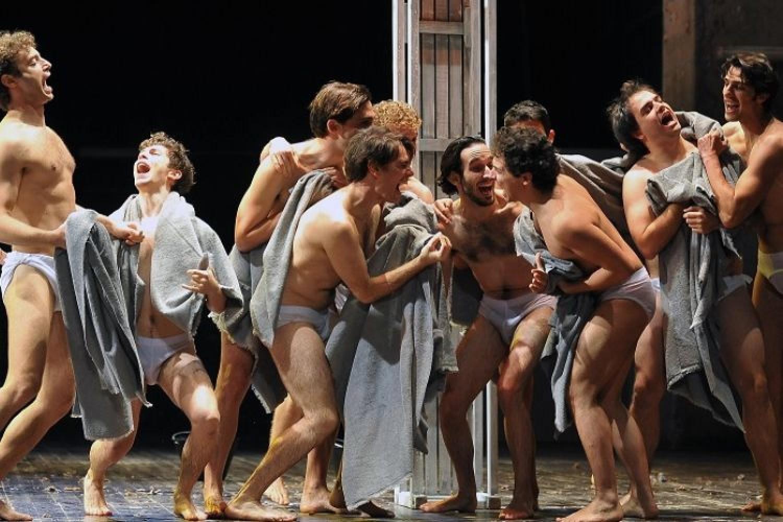 Lino Guanciale e i ragazzi di vita arrivano al Piccolo Teatro di Milano