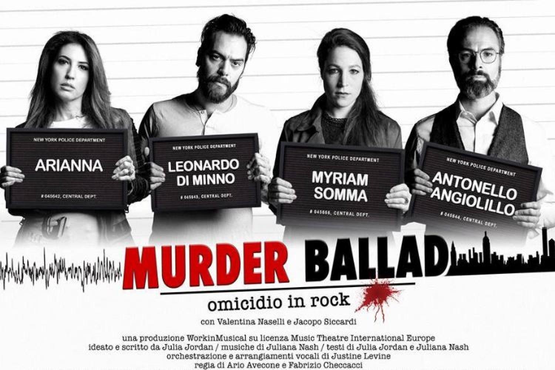 Murder Ballad, cancellate le date milanesi per furto