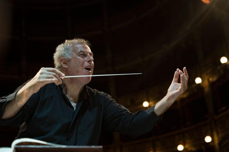 Il Maestro Daniel Oren