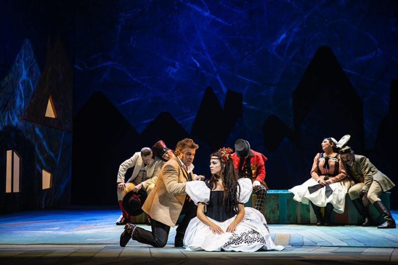 """""""La sposa venduta"""" di Lubiana: un tripudio di colori e bella musica"""