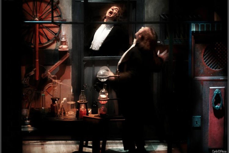 Dr. Jekyll & Mr. Hyde: un viaggio nel male con Gennaro Duccilli in scena a Roma
