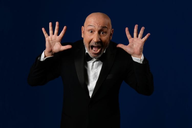 Il comico Maurizio Battista debutta all'Olimpico di Roma