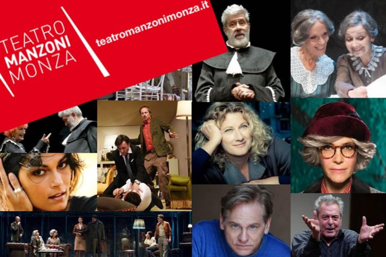 La stagione 18/19 del teatro Manzoni di Monza