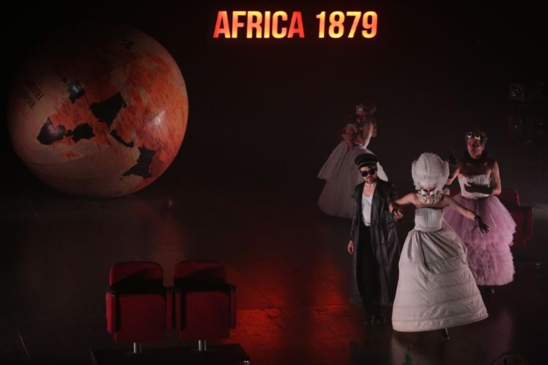 Giorgina Pi e la sua prima volta con lo spettacolo 'Settimo Cielo'