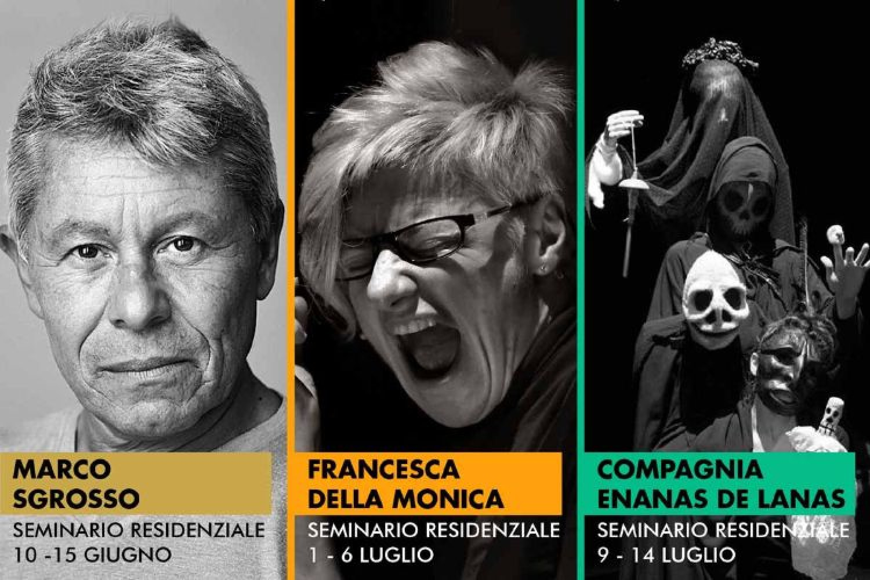 Trame Fertili - Rassegna di formazione attoriale - I edizione