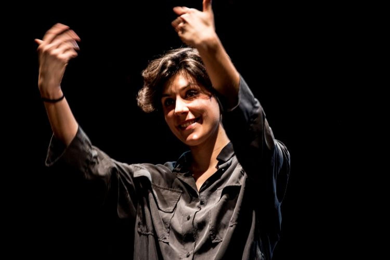ConcorsoLA GIOVANE SCENA DELLE DONNE:dedicato alle donne che dirigono la cultura e il teatro