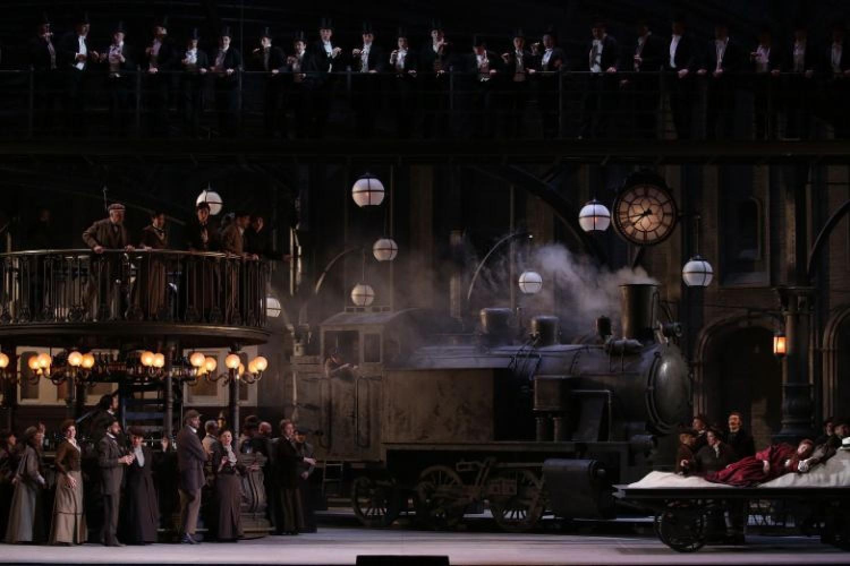 Al Teatro Alla Scala debutta la prima versione di Manon Lescaut