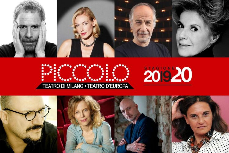 Stagione 2019/2020 del Piccolo Teatro di Milano