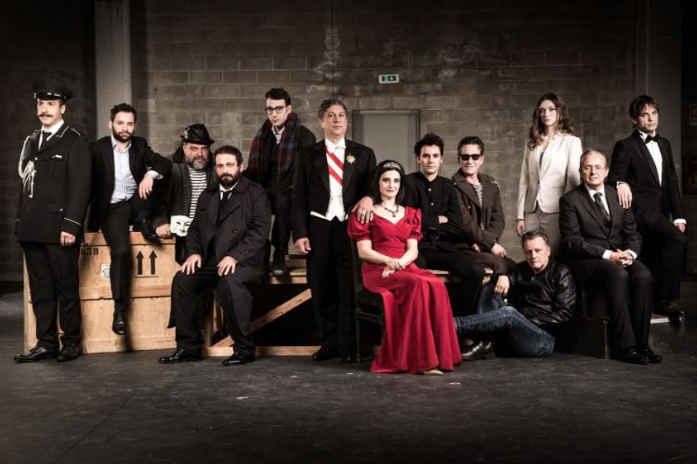 Alle Fonderie Limone di Moncalieri una compagnia stabile di attori per un nuovo Amleto