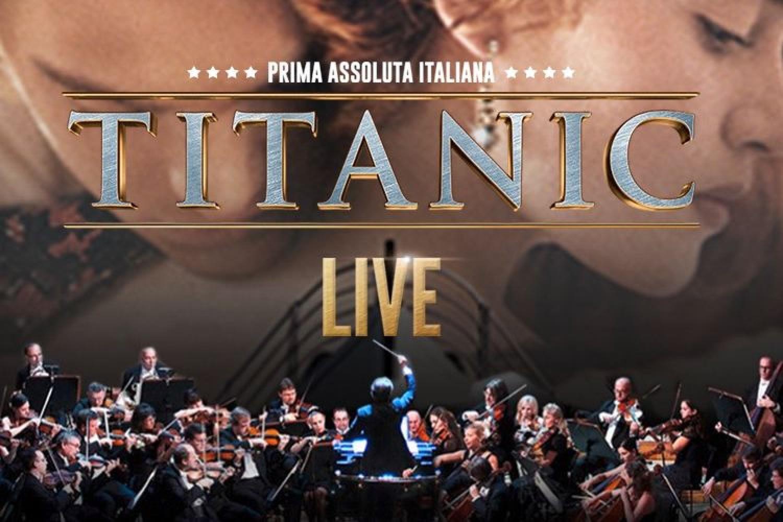 Titanic: il capolavoro di James Cameron in concerto a Milano