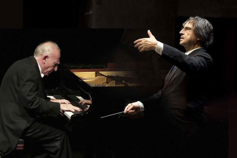 Maurizio Pollini, Riccardo Muti