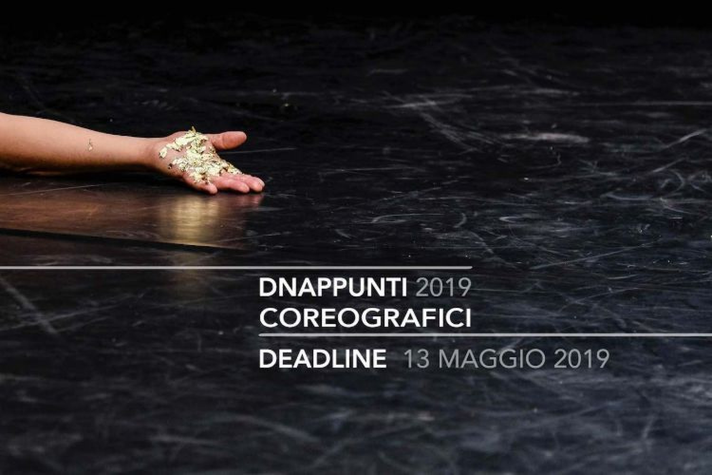 Danza, coreografica e ricerca. Nuova chiamata per DNAppunti coreografici 2019.