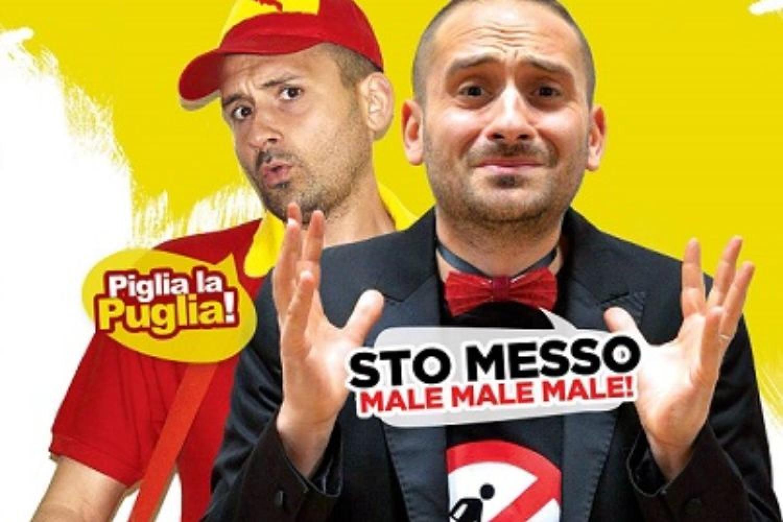 Santino Caravella, da 'Made in Sud' al singolo 'Piglia la Puglia'