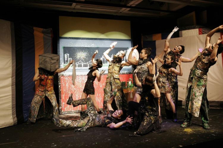 Teatro Radar di Monopoli: tutti artisti per una sera con The Original Drawing Show