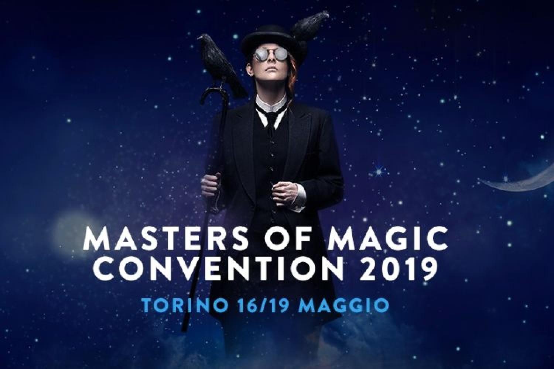 Masters of Magic a Torino: da tutto il mondo, maghi a convegno alla Reggia di Venaria