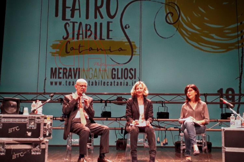 Carlo Saggio, Laura Sicignano, Lina Scalisi