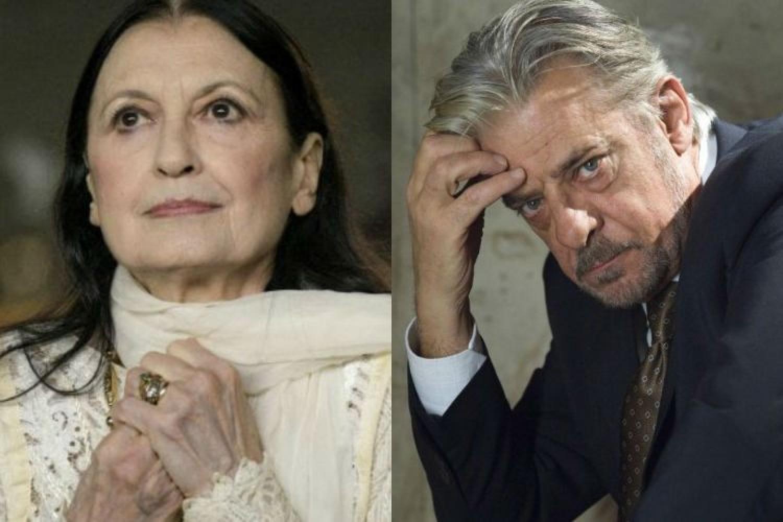 Al Teatro Romano di Benevento Omaggio a Fellini, con Carla Fracci e Giancarlo Giannini