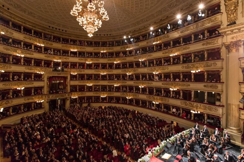 Il repertorio italiano protagonista della stagione d'opera 2019/2020 del Teatro Alla Scala