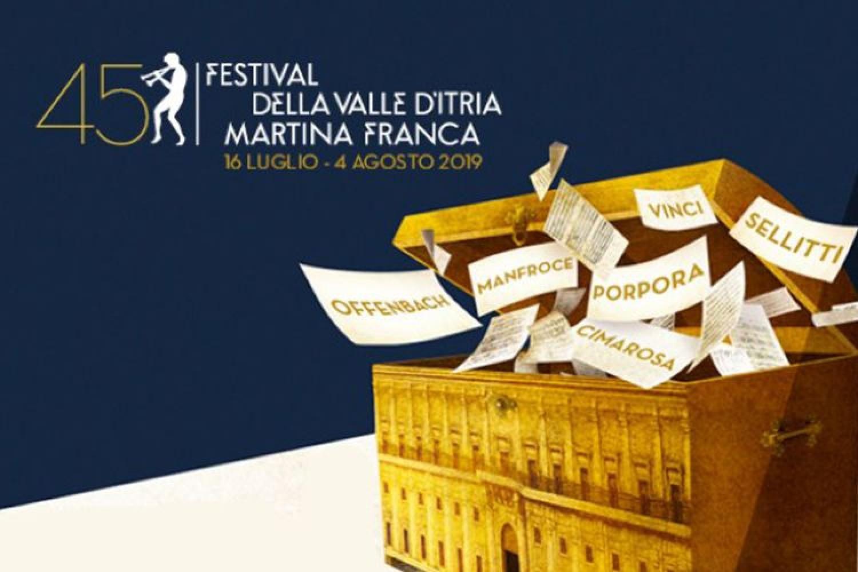 È Napoli il filo rosso del Festival della Valle d'Itria 2019