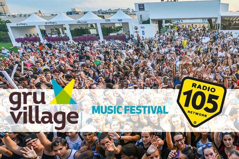 Nuovi autori e grande rock per l'estate musicale del GruVillage 105 Music Festival