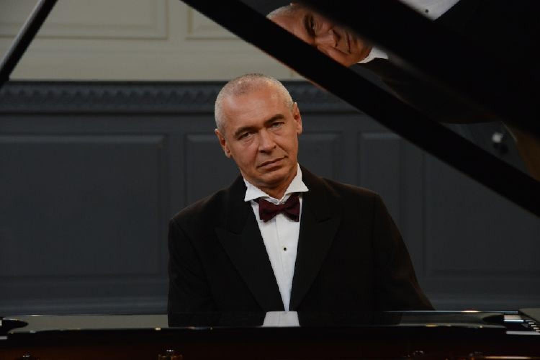 La tastiera di Ivo Pogorelić al Mittelfest 2019