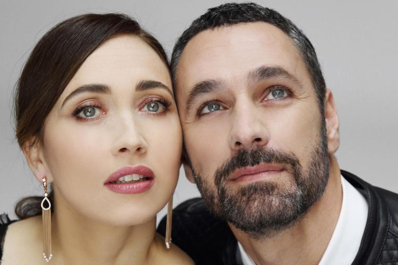 Chiara Francini e Raoul Bova