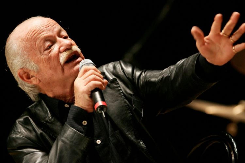 """Gino Paoli: """"Con Rea e Cammariere, sul palco un pezzetto di ognuno di noi"""