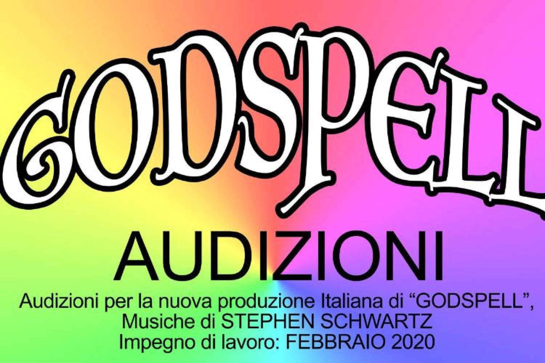 Stageworks: Audizioni per il Musical GODSPELL
