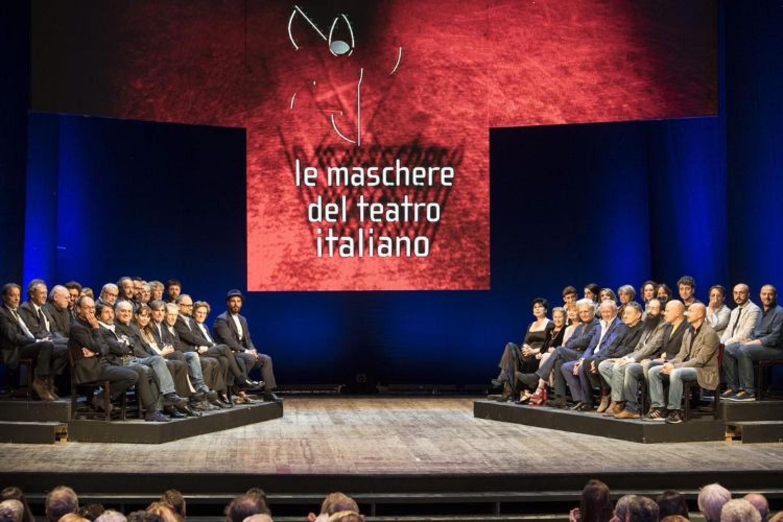 Premio Le Maschere del Teatro Italiano, la qualità e i protagonisti