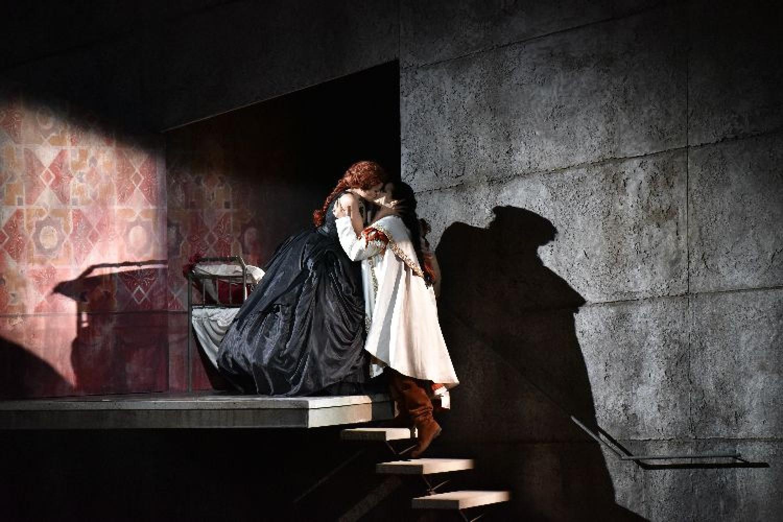 """Un riuscitissimo allestimento per """"Giulietta e Romeo"""" di Nicola Vaccai"""