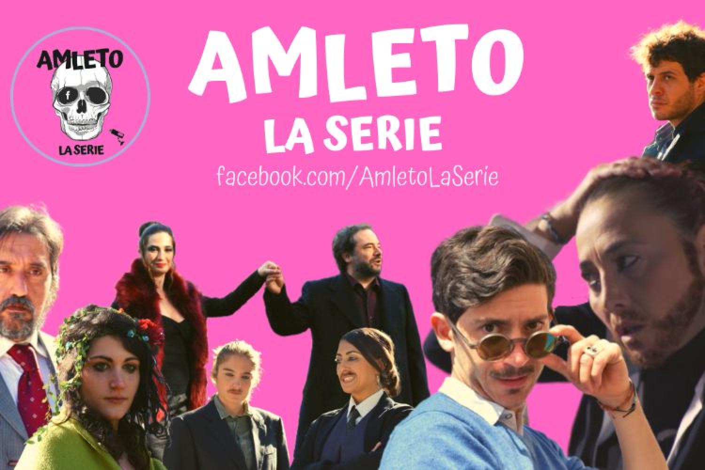 Amleto-La serie. Un ponte tra arte e social network
