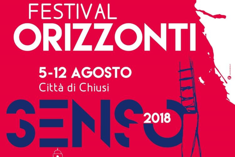 Il Festival Orizzonti alla ricerca di tutti i SENSI
