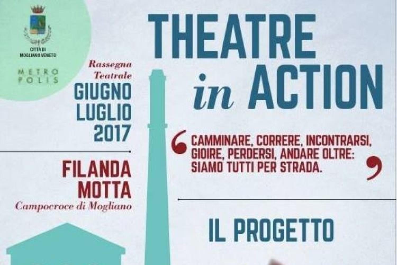 Tutti in strada: in Veneto c'è Theatre in Action